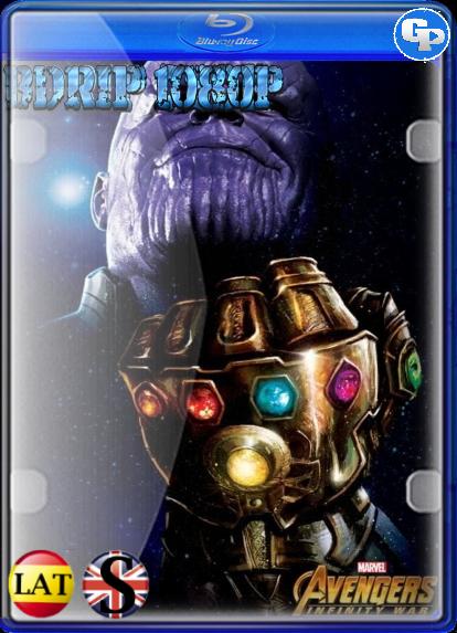 Los Vengadores: Infinity War (2018) BDRIP 1080P LATINO/INGLES