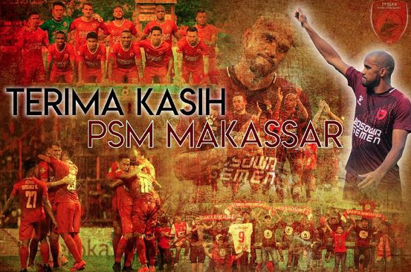 BREAKING NEWS! Reinaldo Ucapkan Selamat Tinggal ke PSM Makassar