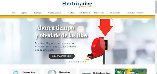 Consultar, Descargar, Imprimir Pagar Duplicado Factura de Electricaribe por Internet en Linea PSE Redeban 2020