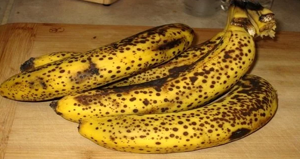 Bananas With Black Spots