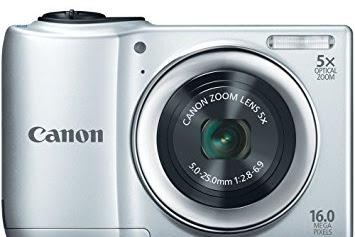 Canon PowerShot A810 Driver Download Windows, Mac