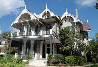 Sandra Bullock New Orleans Home