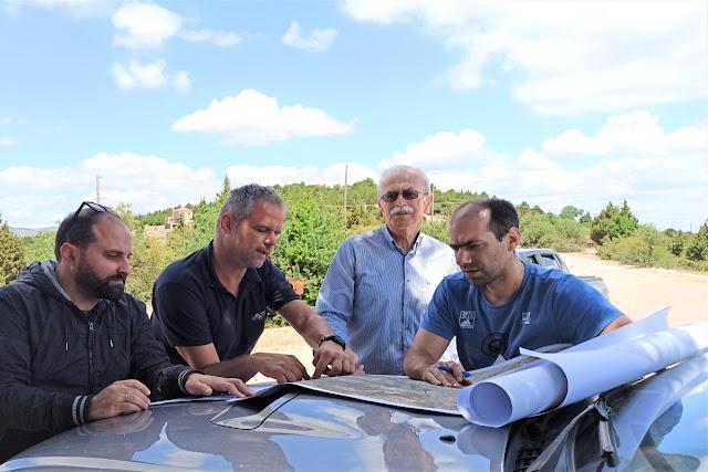 Έναρξη προγράμματος με χρήση drone για τη Διαχείριση Δασικών Οικοσυστημάτων
