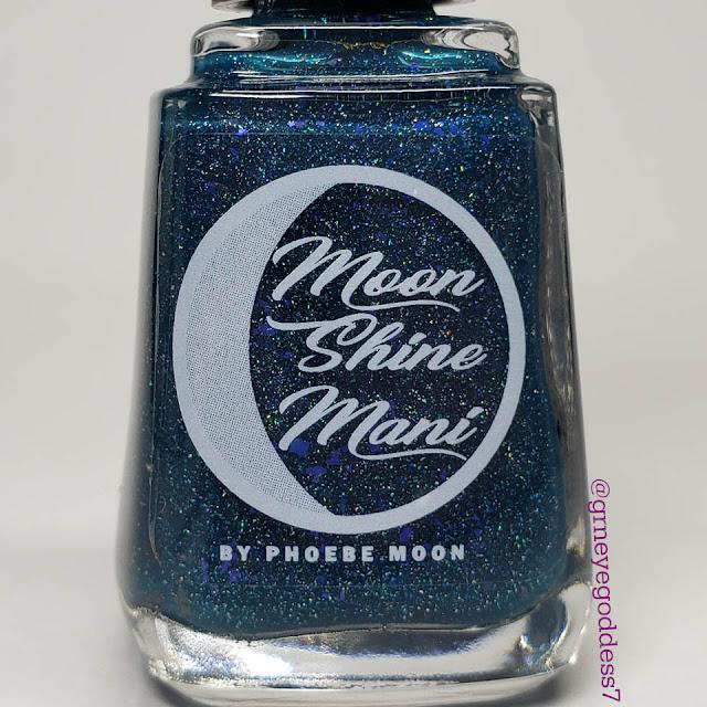 Moon Shine Mani Mr. X