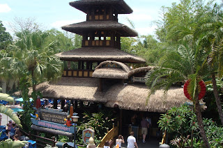 Enchanted Tiki Room Under New Management From Above