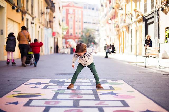 Ruzafa Love Kids: ¡La calle es de los niños!