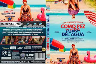 COMO PEZ FUERA DEL AGUA – Come Un Gatto In Tangenziale – 2019 [COVER DVD]