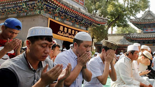 China rejects Turkey criticism on Uighurs, denies poet's death