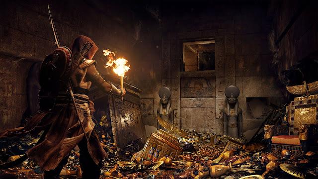 Sebelumnya saya telah membuat artikel yang membahas seputar Spesifikasi Game Assassin's Creed: Origins Untuk PC