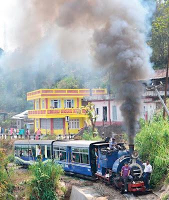 Darjeeling Toy Train