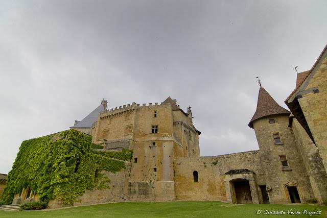 Château de Biron - Dordoña Perigord por El Guisante Verde Project