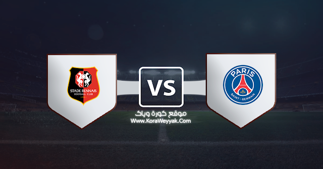 نتيجة مباراة باريس سان جيرمان ورين اليوم السبت 7 نوفمبر 2020 في الدوري الفرنسي
