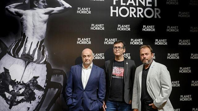 Photocall Planet Horror