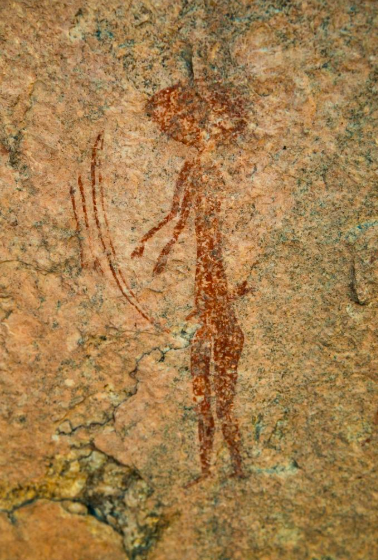 Hundreds of rock paintings discovered in Tanzania