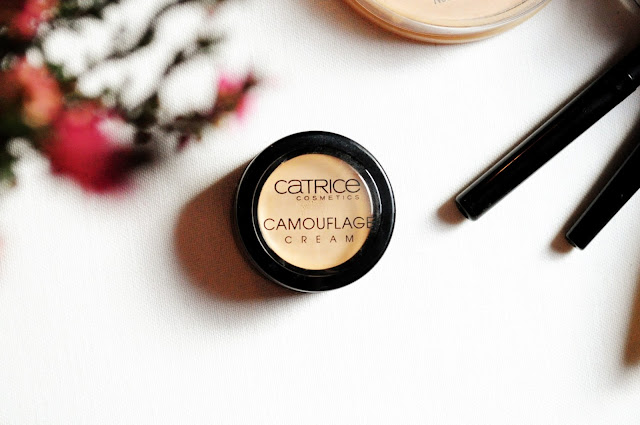 Catrice | Camuflage Cream 001 Ivory | Kryjący korektor - recenzja