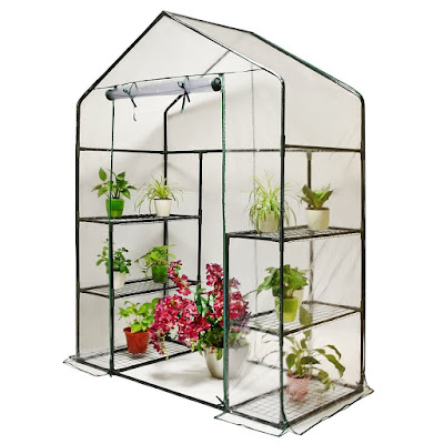 Lightweight greenhouse