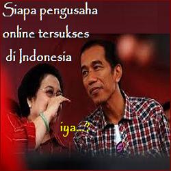 Pebisnis dan Pengusaha ONLINE Tersukses di Indonesia