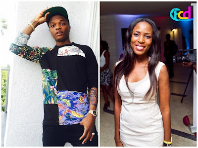 PEACE AT LAST! LINDA IKEJI SETTLES FIGHT WITH WIZKID AMICABLY, SAYS HE PLEADED THROUGH HIS LAWYER... SEE THE DETAILS