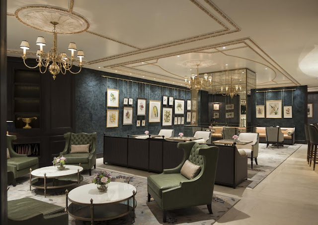 The Lanesborough, Luxury and Luxurious Hotel in the City of London With Classic Interior Design