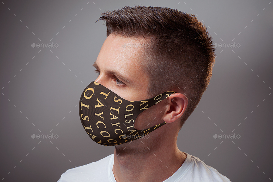 03 Preview 3 Face Mask Mock up