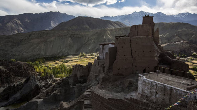 Basgo Monastery, Ladakh