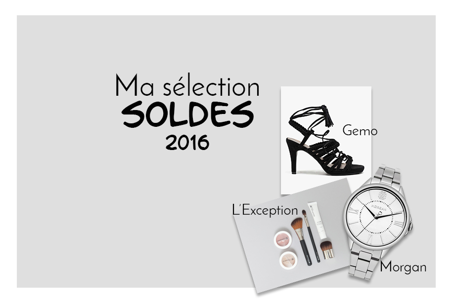 soldes selection