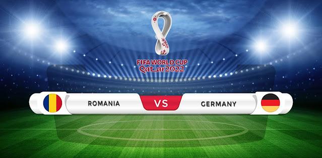 Romania vs Germany Prediction & Match Preview