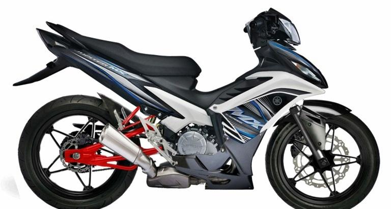 Modifikasi Yamaha Jupiter MX 2013 Informasi Dunia Otomotif