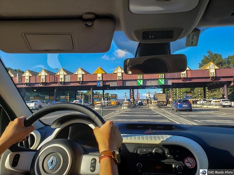 Pedágios de Portugal - Dirigir em Portugal: GUIA COMPLETO para viajar de carro em Portugal