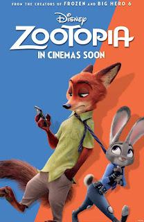 Download Film Zootopia 2016 Bluray
