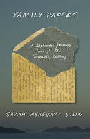 review of Family Papers by Sarah Abrevaya Stein