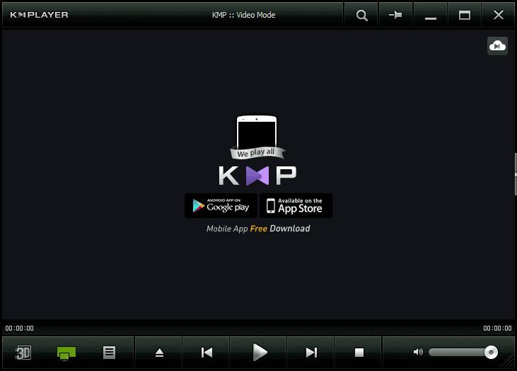 KMPlayer Player