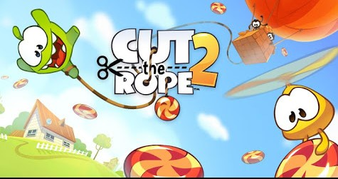 لعبة Cut the Rope 2