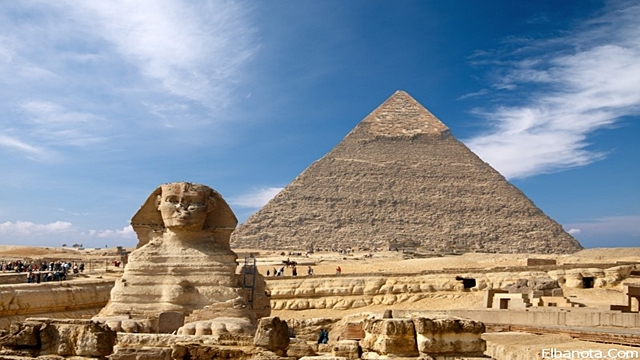 Ancient Egypt Sphinx