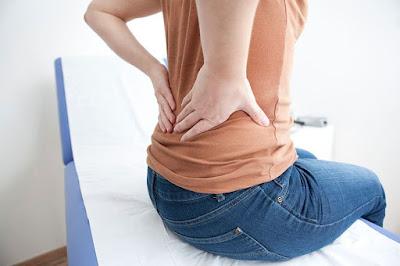 Sakit Pinggang Belakang Sebelah Kiri  Apakah Tanda Hamil