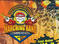 Sukses di 2018, UNA Gelar Marching Band Competition 2019