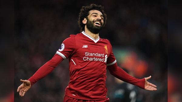 محمد صلاح يفوز بجائز أفضل لاعب في الدوري الإنجليزي لعام 2017/2018