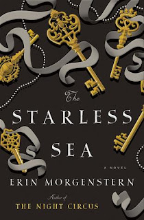 Book Review: The Starless Sea by Erin Morgenstern, by freshfromthe.com.