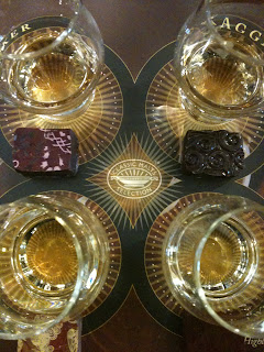 Whiskey Tasting and Chocolate Nibbling