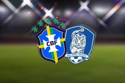 بث مباشر مباراة البرازيل وكوريا الجنوبية الان