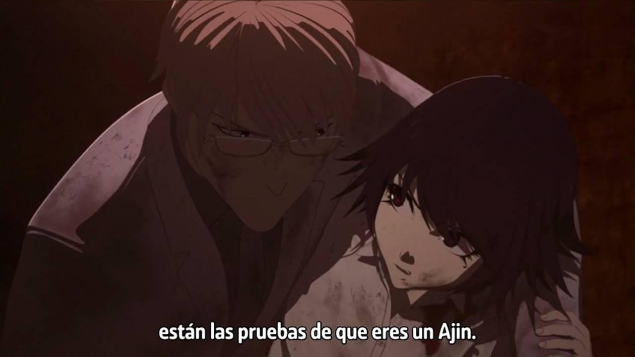Ajin segunda temporada cap 13 Sub Español