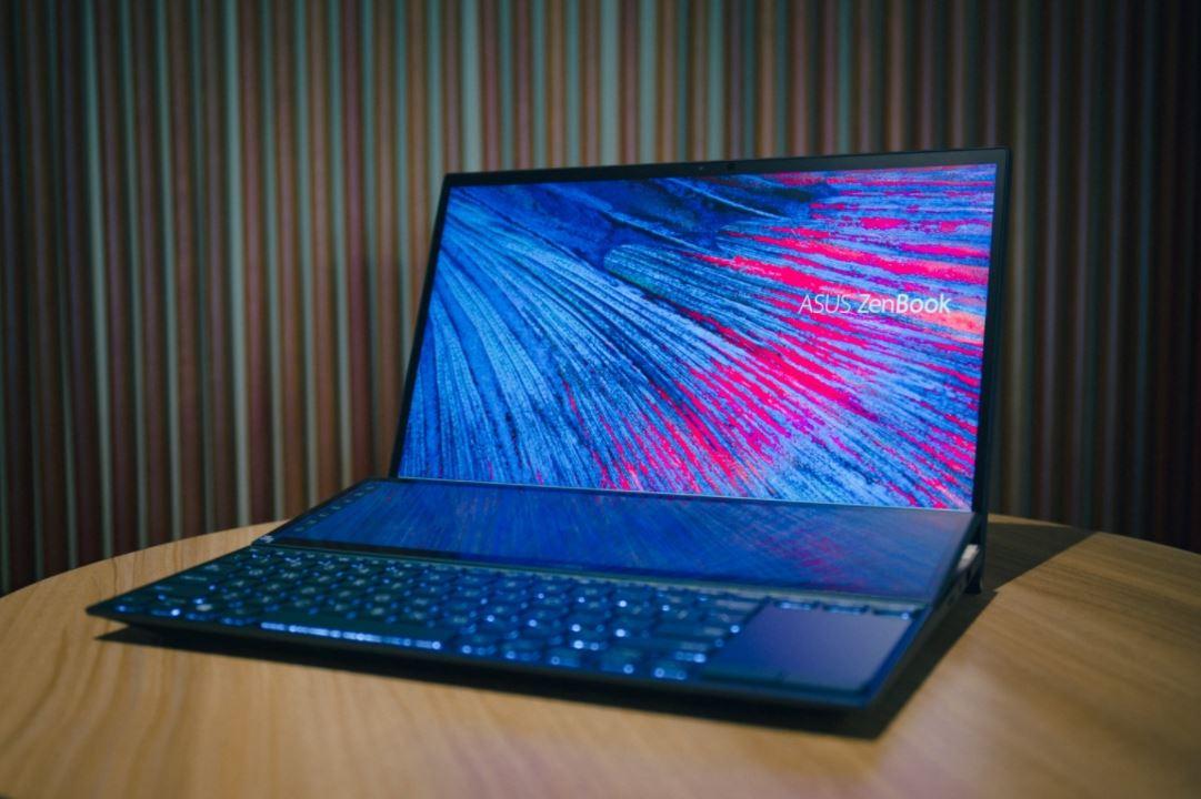Review Asus ZenBook Duo 14 UX482, Laptop Dua Layar Siap Dongkrak Produktivitas