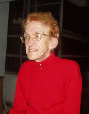 Alzira Pacheco, em 2004.