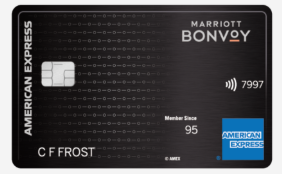 A Trick To Upgrade Your Amex Marriott Bonvoy Credit Card to Amex