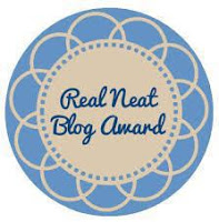 Real Neat Blog Award pic