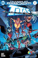DC Renascimento: Titas #2