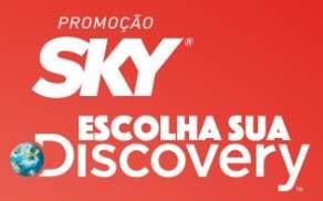 Cadastrar Promoção Sky 2018 Escolha Sua Discovery Prêmios Participar