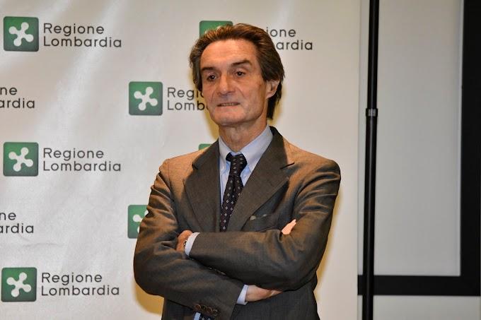 """Covid, Fontana: """"Faremo un'estate da liberi"""""""