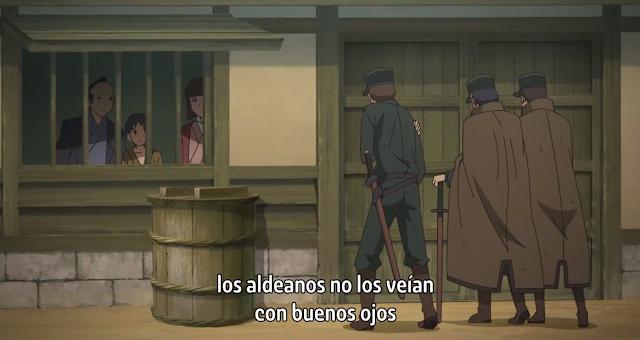 Bakumatsu: crisis episodio 3 sub español