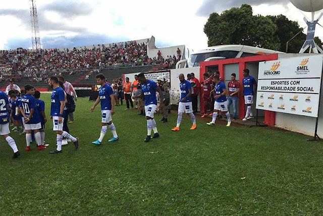 Cruzeiro cede empate e enfrenta o próprio Patrocinense nas quartas de final do Mineiro